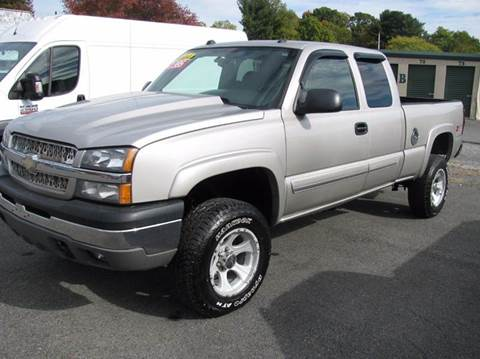 2004 Chevrolet Silverado 1500 for sale in Saugerties, NY