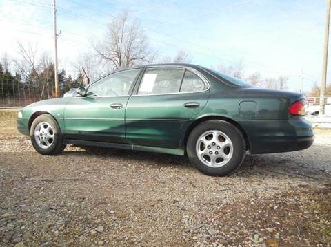 1999 Oldsmobile Intrigue for sale in Barnett, MO