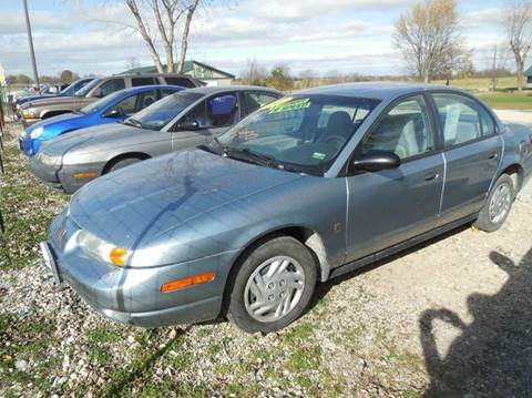 2002 Saturn S-Series for sale in Barnett, MO