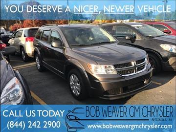 Dodge Journey For Sale Morgantown Wv