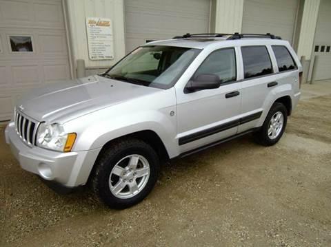 2005 Jeep Grand Cherokee for sale in Lake City, MI