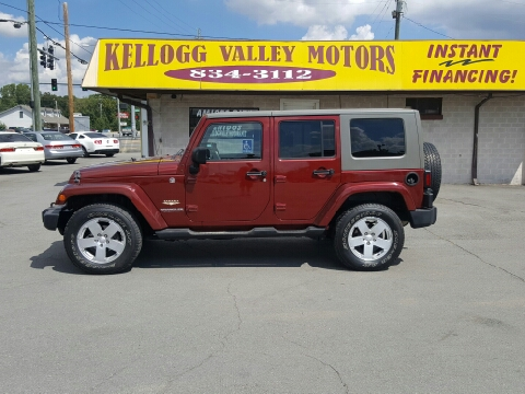 2007 jeep wrangler for sale arkansas for Andy yeager motors in harrison arkansas