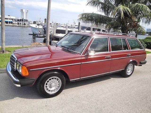 1983 mercedes benz 300 class for sale for 1983 mercedes benz 300td
