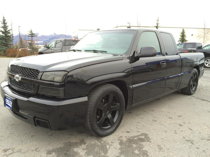 2003 chevrolet silverado 1500 ss for sale in anchorage ak. Black Bedroom Furniture Sets. Home Design Ideas