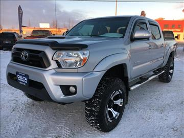 toyota tacoma for sale alaska. Black Bedroom Furniture Sets. Home Design Ideas