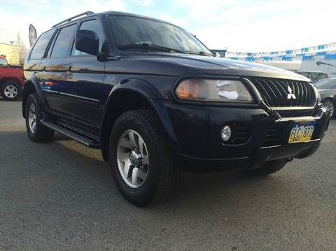 2003 Mitsubishi Montero Sport for sale in Anchorage, AK