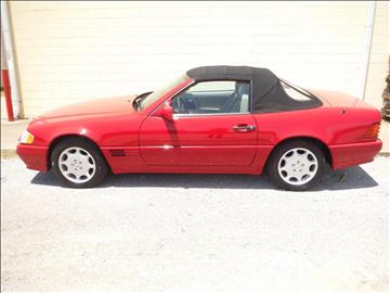 1995 Mercedes-Benz SL-Class for sale in Tulsa, OK