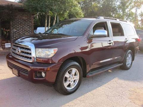 2008 Toyota Sequoia for sale in Powell TN