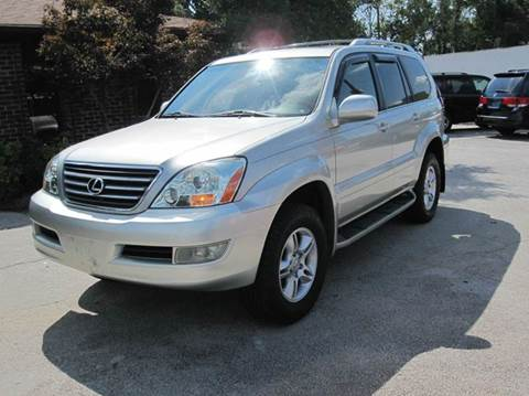 2004 Lexus GX 470 for sale in Powell, TN