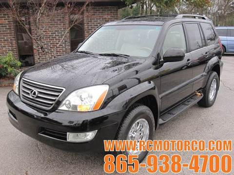 lexus gx 470 for sale. Black Bedroom Furniture Sets. Home Design Ideas