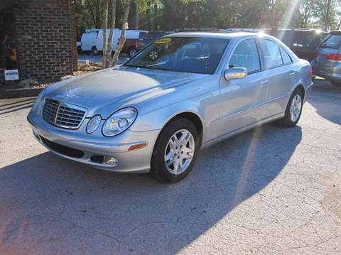 2004 Mercedes-Benz E-Class for sale in Powell, TN