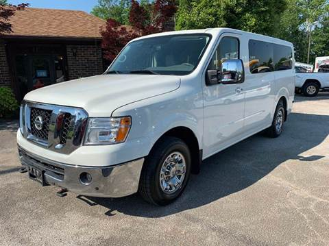 2016 Nissan NV Passenger for sale in Powell, TN