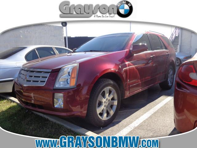 2007 Cadillac SRX for sale in Knoxville TN