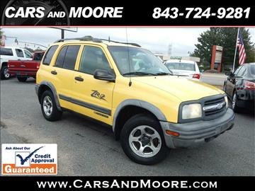 2003 Chevrolet Tracker for sale in Goose Creek, SC