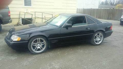 1996 Mercedes-Benz SL-Class for sale in Spokane Valley, WA