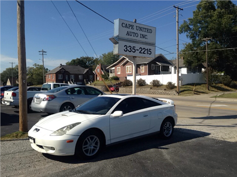 2000 Toyota Celica for sale in Cape Girardeau, MO