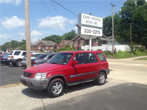 1998 Honda CR-V for sale in Cape Girardeau, MO