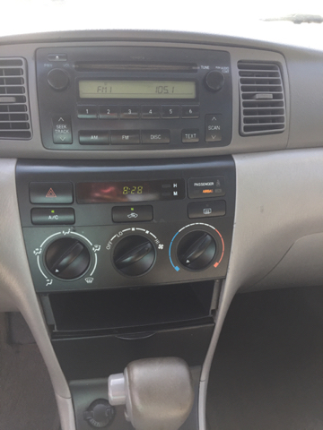 2005 Toyota Corolla CE 4dr Sedan - Birmingham AL