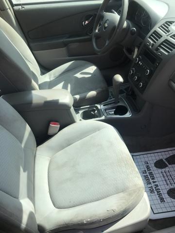 2007 Chevrolet Malibu LS 4dr Sedan - Birmingham AL