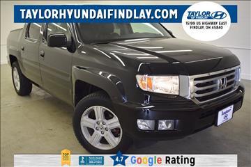 2014 Honda Ridgeline for sale in Findlay, OH