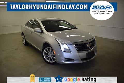 2016 Cadillac XTS for sale in Findlay, OH