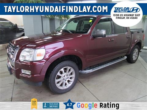 2007 Ford Explorer Sport Trac for sale in Findlay, OH
