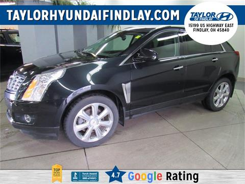 2013 Cadillac SRX for sale in Findlay, OH