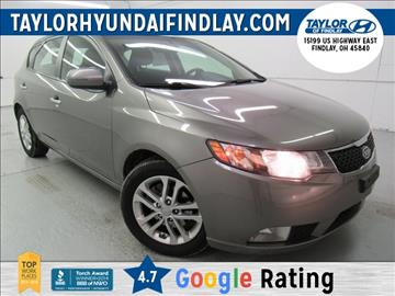 2011 Kia Forte5 for sale in Findlay, OH