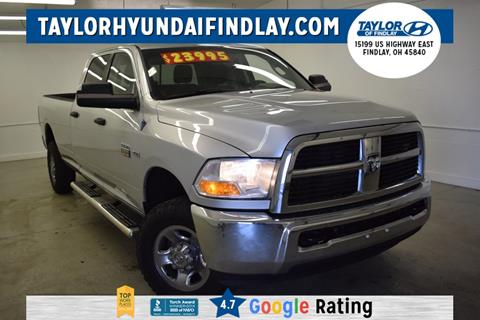 2011 RAM Ram Pickup 2500 for sale in Findlay, OH