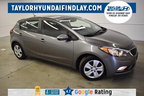 2016 Kia Forte5 for sale in Findlay, OH