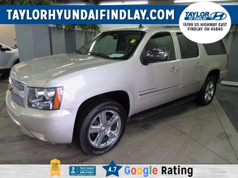2014 Chevrolet Suburban for sale in Findlay, OH