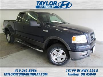 2005 Ford F-150 for sale in Findlay, OH