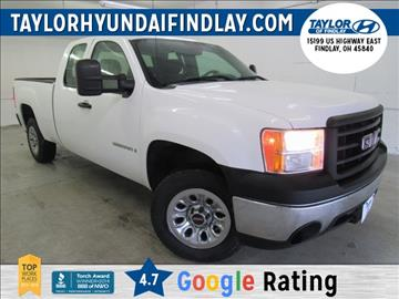 2007 GMC Sierra 1500 for sale in Findlay, OH