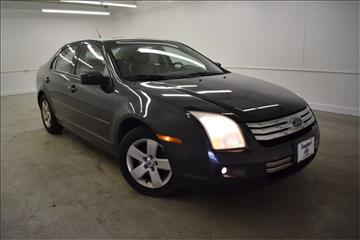 2007 Ford Fusion for sale in Findlay, OH
