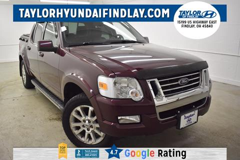 2008 Ford Explorer Sport Trac for sale in Findlay, OH