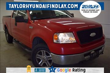 2006 Ford F-150 for sale in Findlay, OH