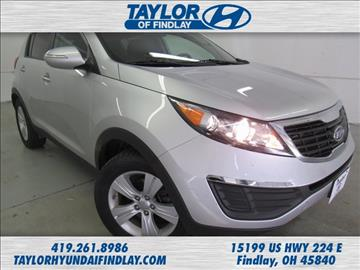 2012 Kia Sportage for sale in Findlay, OH