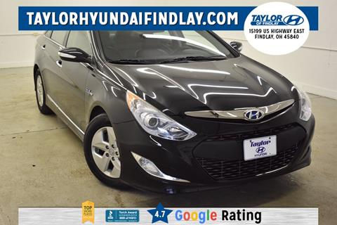 2012 Hyundai Sonata Hybrid for sale in Findlay, OH