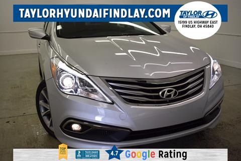 2016 Hyundai Azera for sale in Findlay, OH