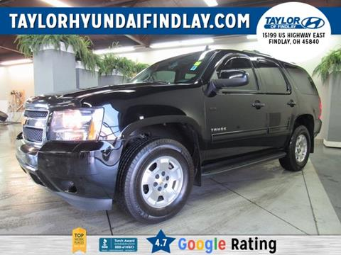 2014 Chevrolet Tahoe for sale in Findlay, OH