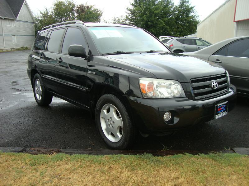 2004 toyota highlander limited 4dr suv w 3rd row in paris tx moore auto center. Black Bedroom Furniture Sets. Home Design Ideas