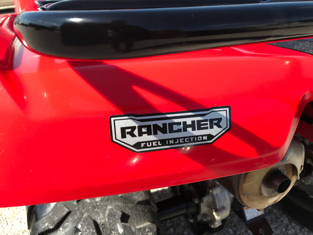 2017 Honda Rancher   - Linn MO