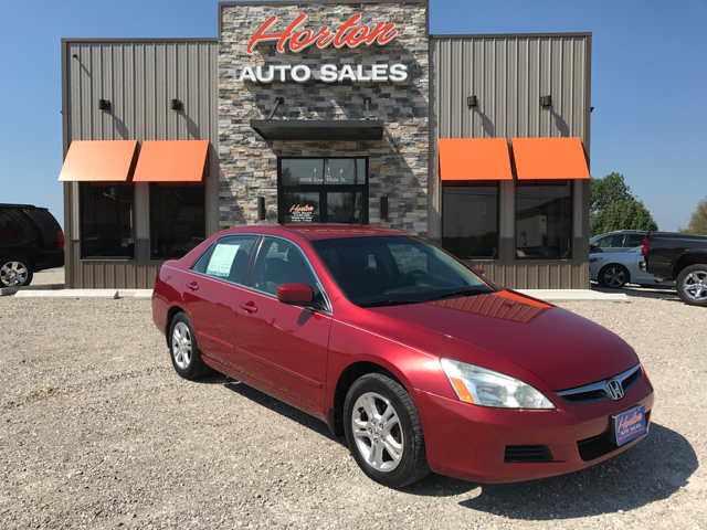 2007 Honda Accord Special Edition 4dr Sedan (2.4L I4 5A) - Linn MO