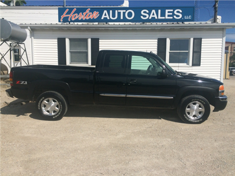2004 GMC Sierra 1500 for sale in Linn, MO