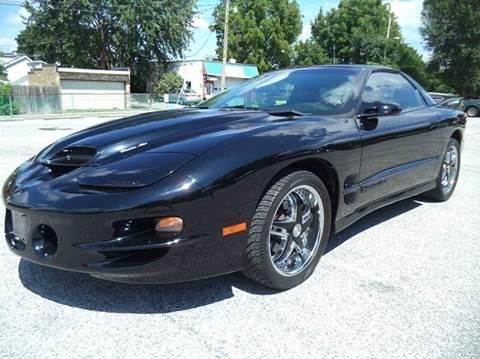 2000 Pontiac Firebird for sale in York, PA