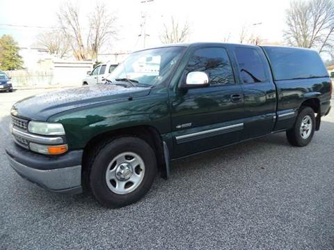 2001 Chevrolet Silverado 1500 for sale in York, PA