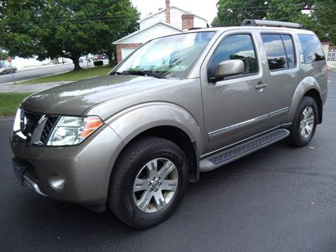 2008 Nissan Pathfinder for sale in York, PA
