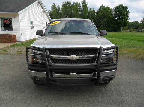 2004 Chevrolet Silverado 1500 for sale in Cooperstown, PA