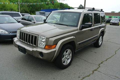 2006 Jeep Commander for sale in North Chesterfield, VA