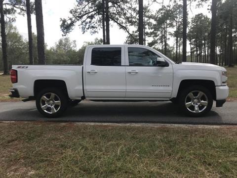 2017 Chevrolet Silverado 1500 for sale in Swainsboro, GA